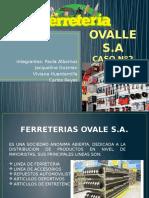 CASO Nº2 FERRETERIAS OVALLE S.A.pptx