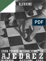 234 – Gran Torneo Internacional de Ajedrez Madrid 1943