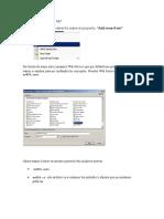 Crear Servicio Web en NET