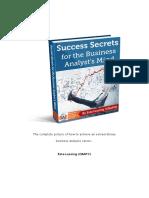 Success Secrets for BA Mind.pdf