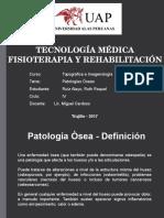 Trabajo Patologias Oseas