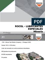 Rocol Minería - Principales Productos