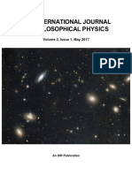 Towards a Unified Physics