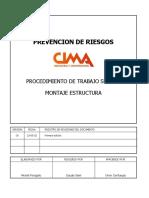 03.- Montaje Estructura