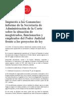 CIJ - Centro de Información Judicial - impuesto a las ganancias