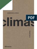 Arquitectura y Climas - Serra, R.