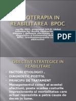 c2b. Ergoterapia in Reabilitare Bpoc