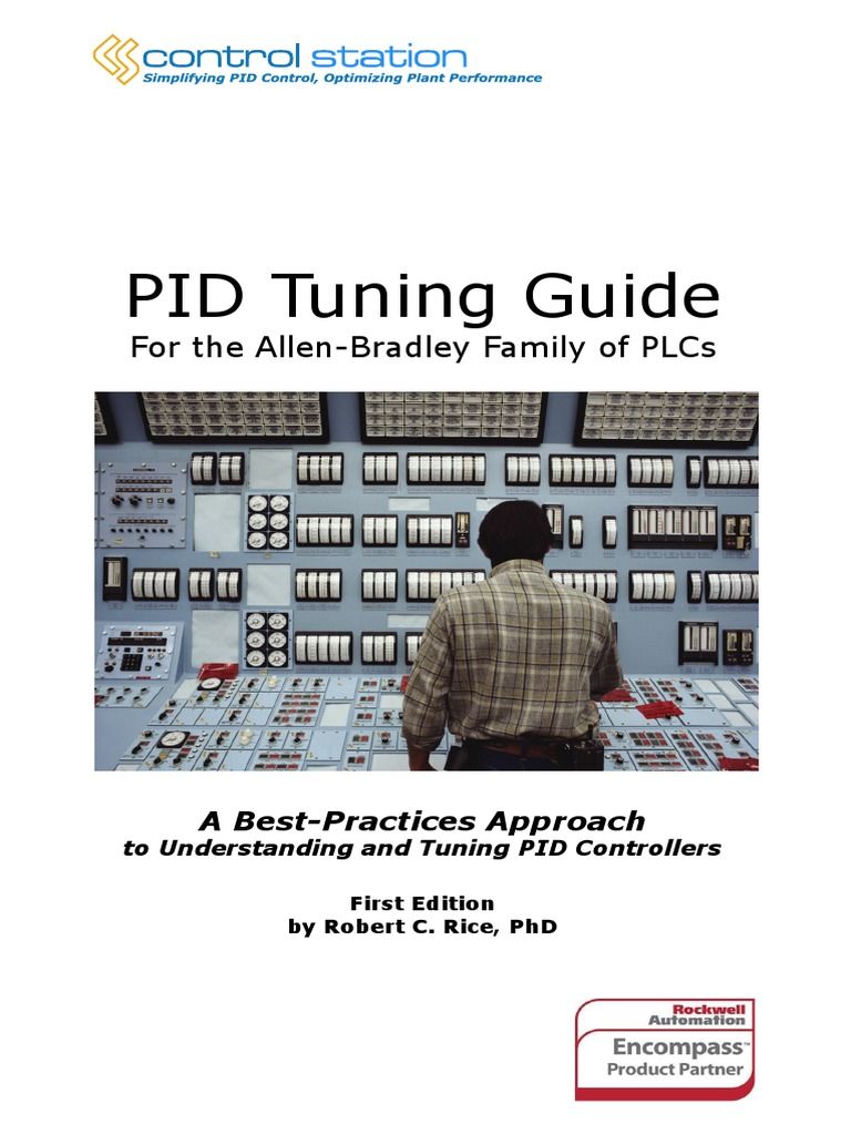 PID Tuning Guide pdf | Applied Mathematics | Systems Theory