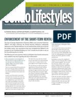 Enforcement of the Short-Term Rental Orfinance/Q&A
