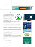 """EPA Repeats Warnings on R22 """"Substitutes"""" – Cooling Post"""