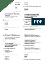 Fiziopatologie teste totalizarea 6
