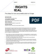 Food Rights for Real Briefing