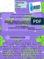 Webquest Tecnica de La Tortuga