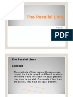 Microsoft Power Point - The Parallel Line