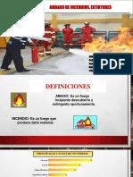11. Amago de Incendios