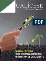 CP 05 2017.Control Interno Organizaciones Con Proyeccion Crecimiento