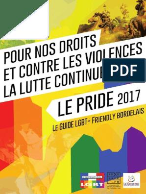 rencontre ado gay pride à Périgueux