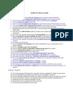 RCTS Subiecte obligatorii