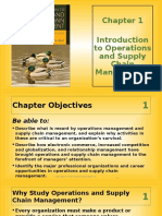 Supply Chain Chapter 1
