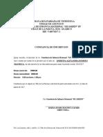Constancia de Inscripción 2016-2017