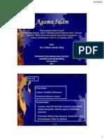 05. Agama Islam Farmasi 2015