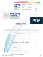 Programa - Smart Living Marbella 2017