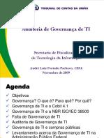 02 Auditoria de Governança TI
