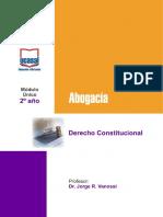 Derecho Constitucional MODULO 2017