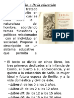 Emilio de La Educacion