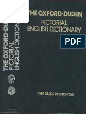 The LanguageLab Library - The Oxford Duden Pictorial English