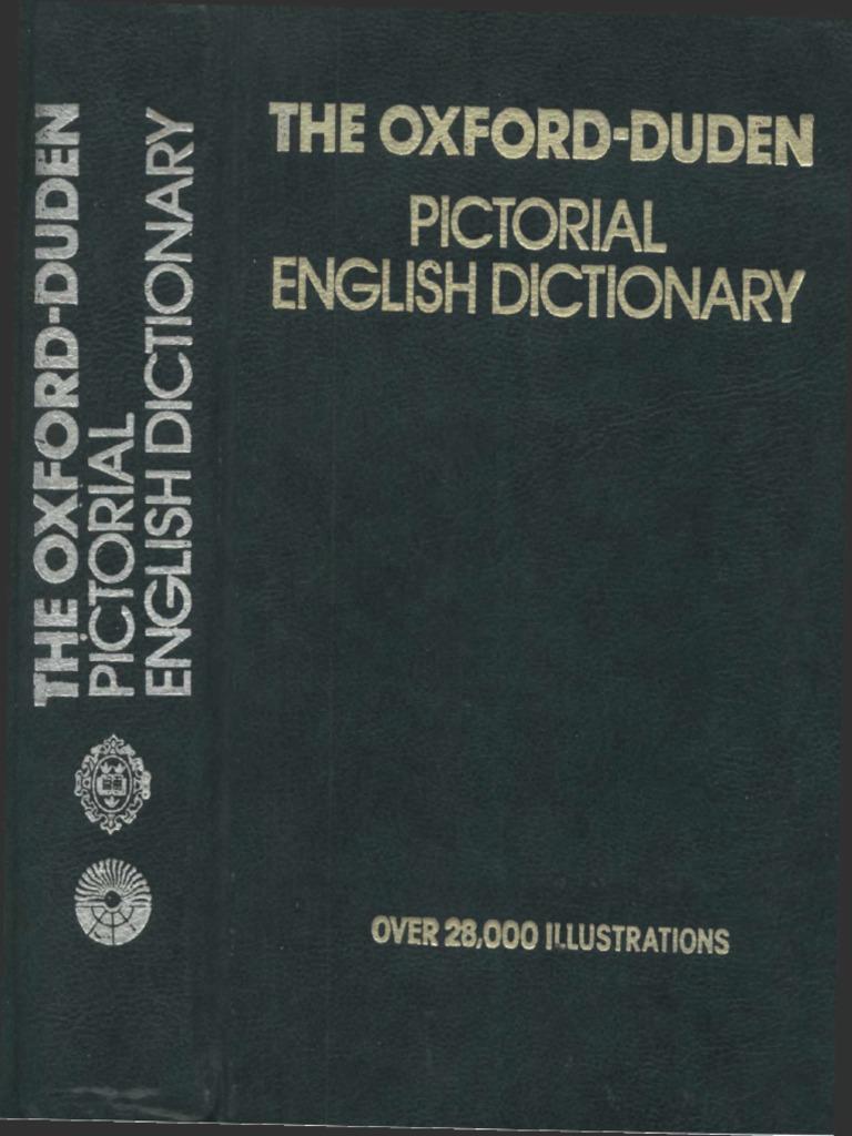 0dfcbb95e The LanguageLab Library - The Oxford Duden Pictorial English ...