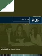 Host an Intern Brochure Feb 05
