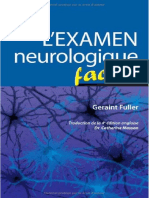 Examen Neurologique 1ére Edition