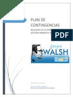 Plan de Contingencias