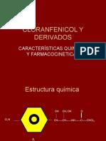 Cloranfenicol y Derivados