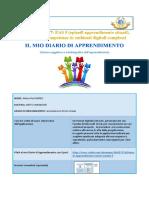 Diario Di Apprendimento-romeo-modulo 5