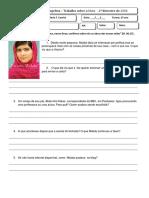 Malala 2 Ano