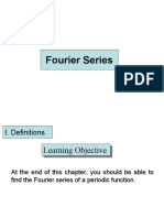 6 Fourier Series