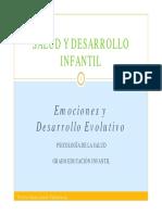 Salud y Desarrollo Infantil