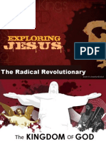 Exploring Jesus -The Radical Revolutionary