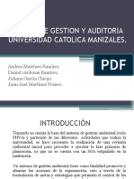 Sistema de Gestion y Auditoria