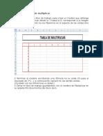 Excel 4primEjercicio 1
