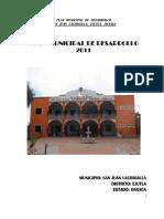 Plan de Desarrollo San Juan Lachigalla 2011