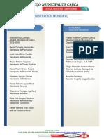 Plan de Desarrollo Cajica 2016 - 2019