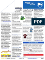 Pharmacy Daily for Wed 31 May 2017 - First cannabis crop planting, Unhealthy State of Origin advertising, Gummies blasted, Health