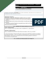 Formulário BNDES - Patrocínio 2017