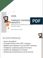 Curso gratuito VMware vSphere 5 ONLINE - Monitorización y gestión de los recursos.pptx