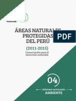 Informe 4 Areas Naturales Protegidas