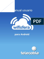 Manual Wifisfera App Android