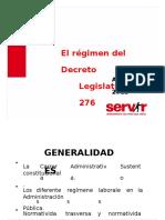 D. LEG 276 SERVIR 1